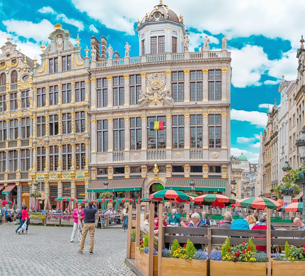 free activities to do in Brussels